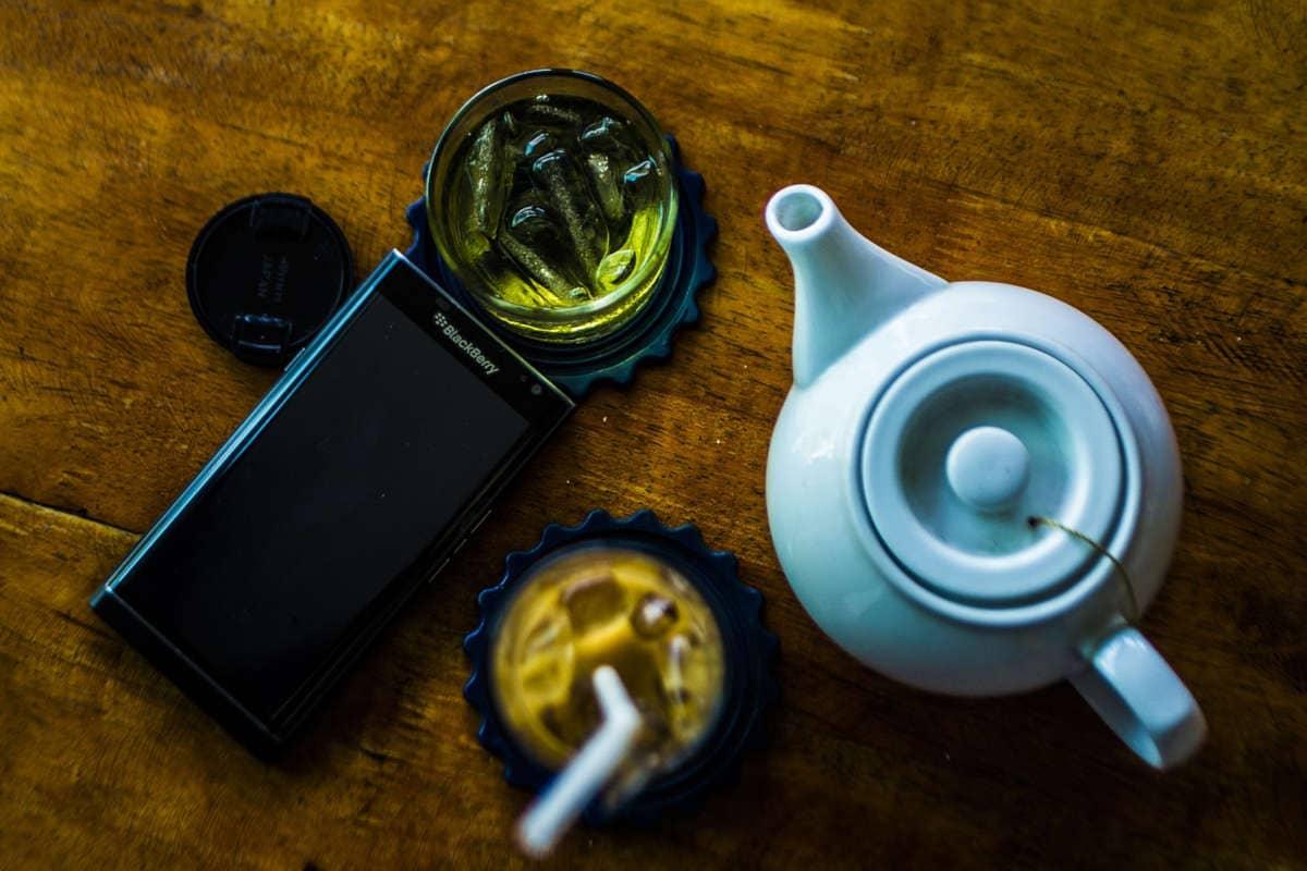 Recomendaciones de tés para los amantes del café