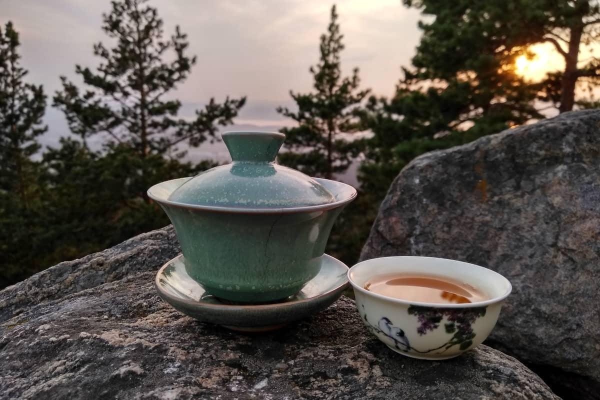 Si te gusta el té deberías tener un gaiwan