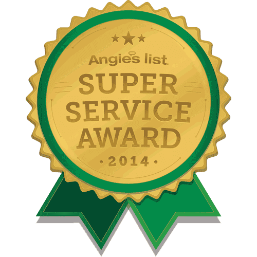 allgood electric is an angies list super service award winner 2014