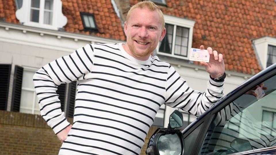 instructeur Martijn van waardenberg