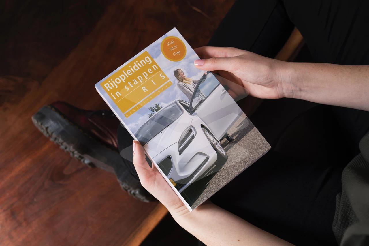 rijopleiding in stappen boek