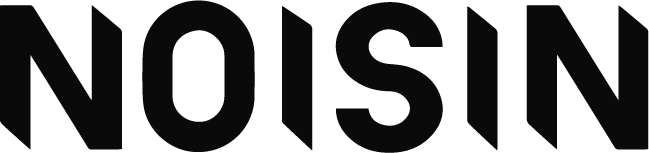 Noisin black logo