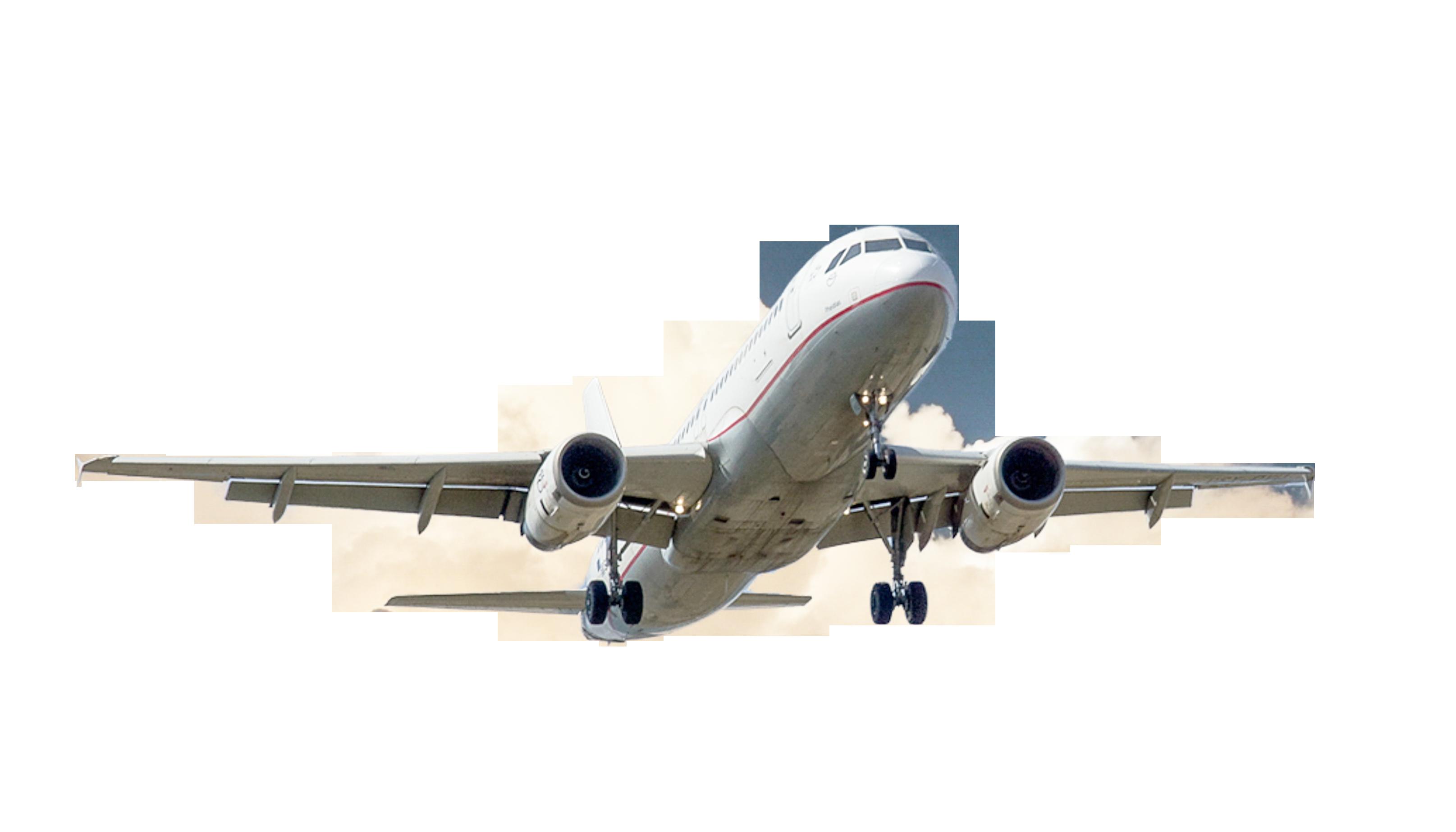 Commercial Airline Passenger Plane
