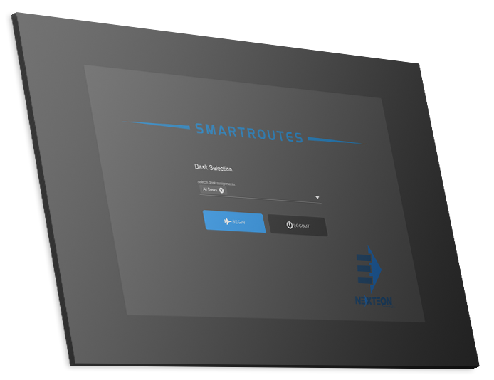 SMARTROUTES Flight Rerouting Software Login