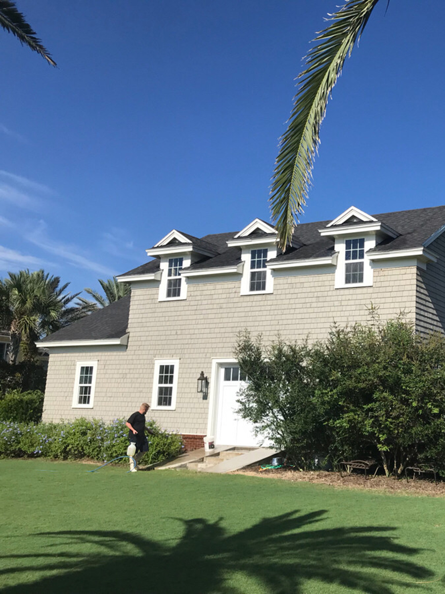 pressure washing project jacksonville