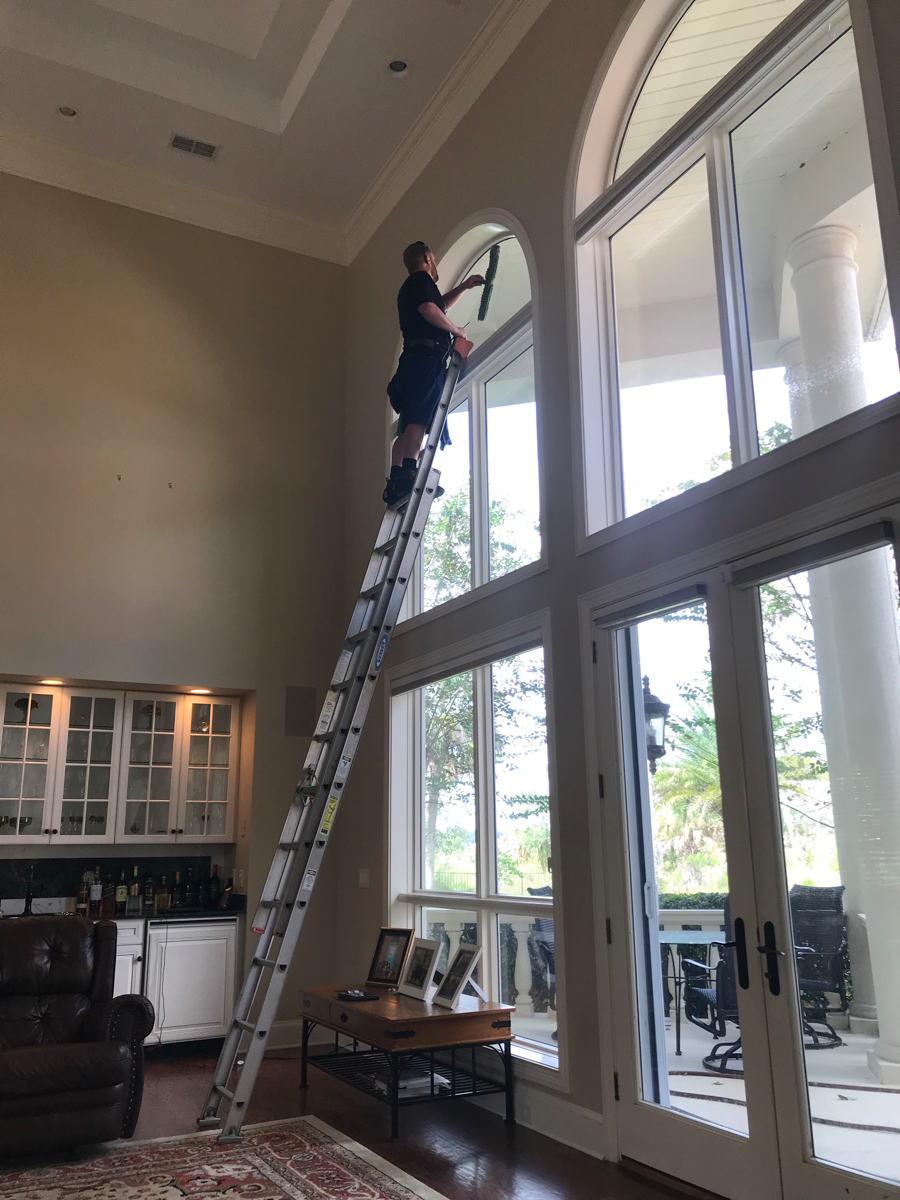 residential window cleaning project jacksonville