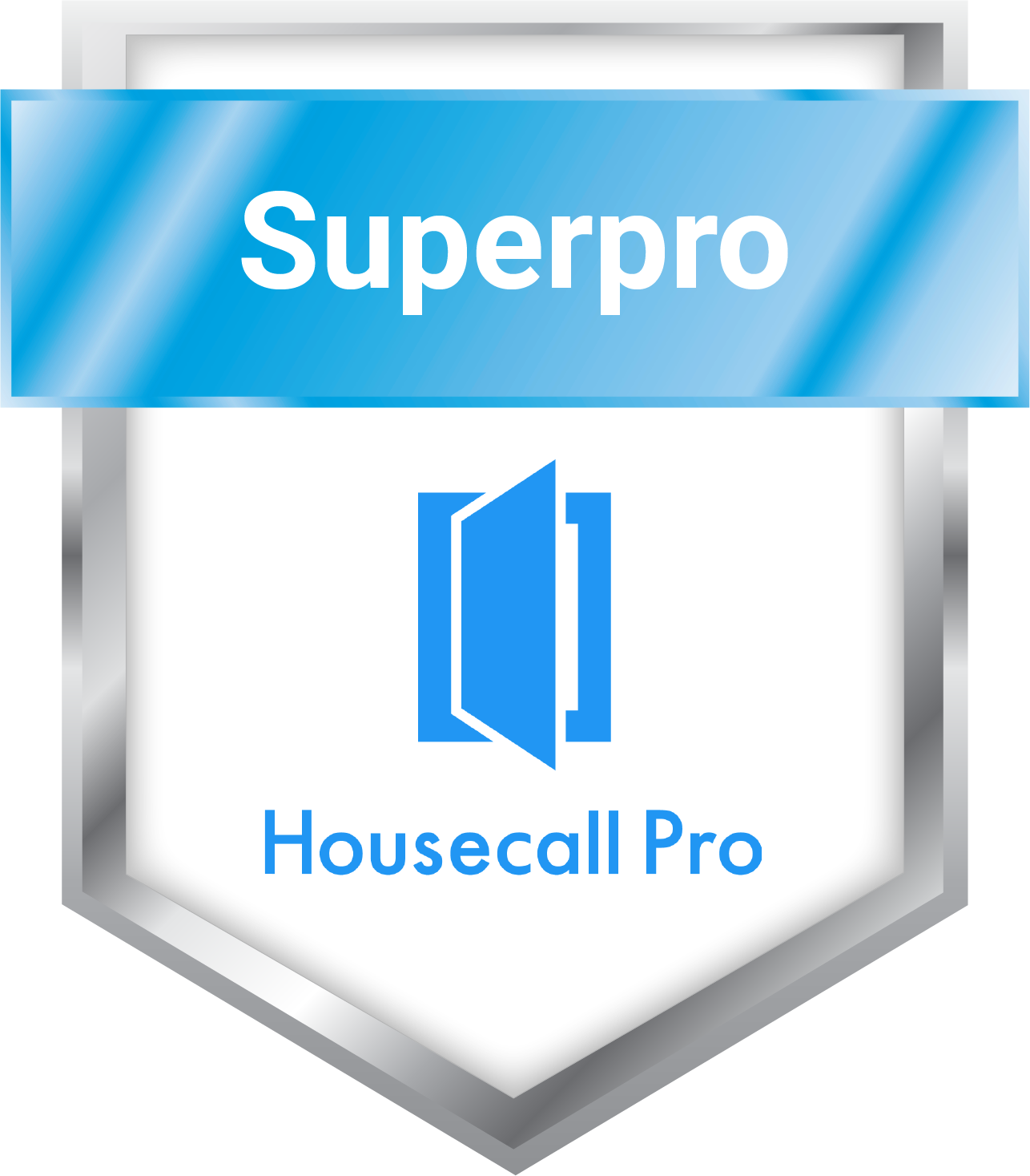 We are proud to be a Superpro on Housecall Pro