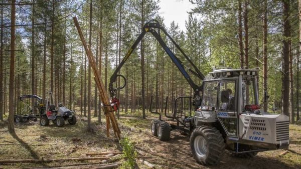 skogstekniskt kluster