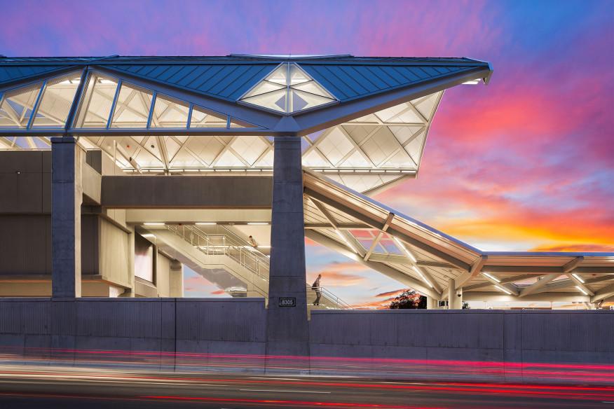 New Dulles Metro Center