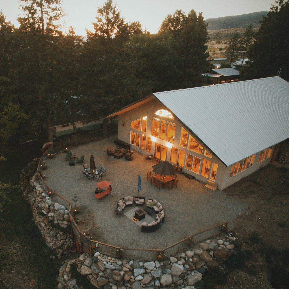 Peniel Ranch Dining Hall