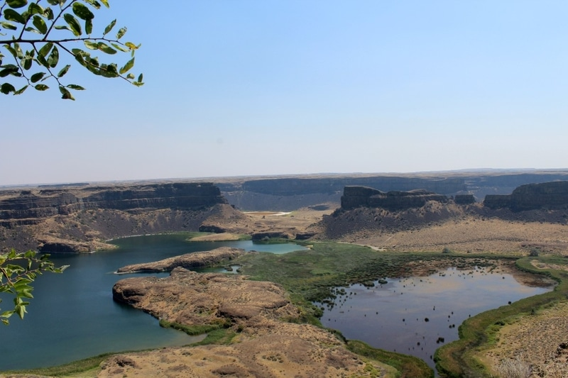 Dry Falls Homeschool Field Trip