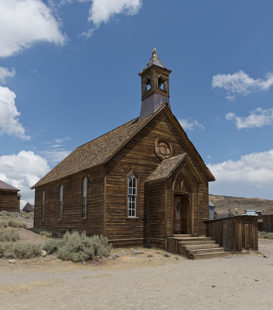 Bodie Washington Ghost Town Homeschool Field Trip