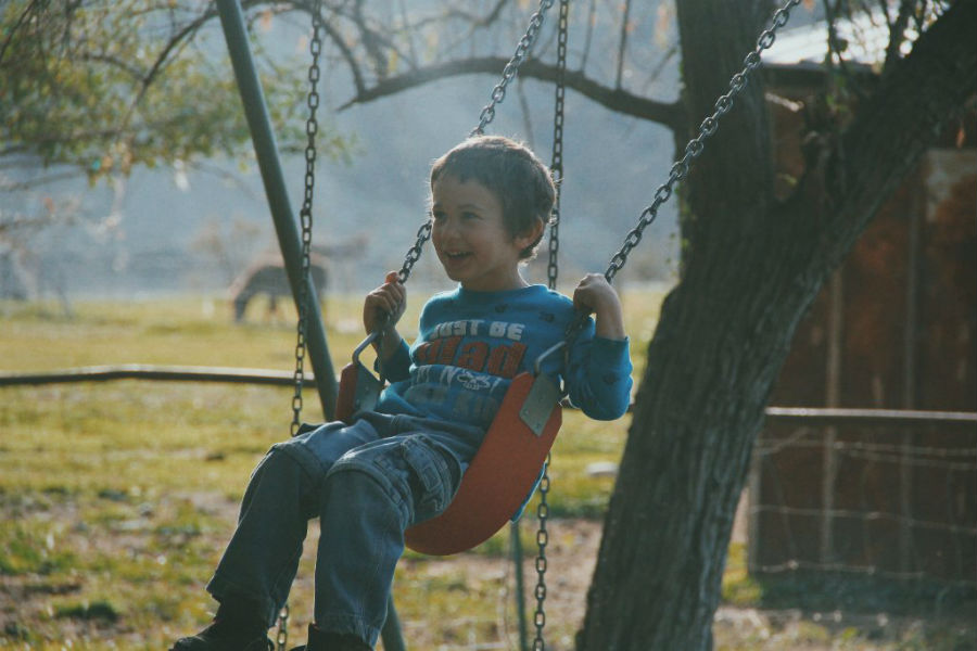 Peniel Ranch Swings