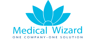 Medical Wizard Logo