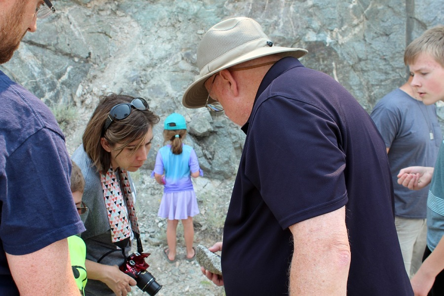 Geology Camp 2: Exploring Rocks, Minerals, and the Flood