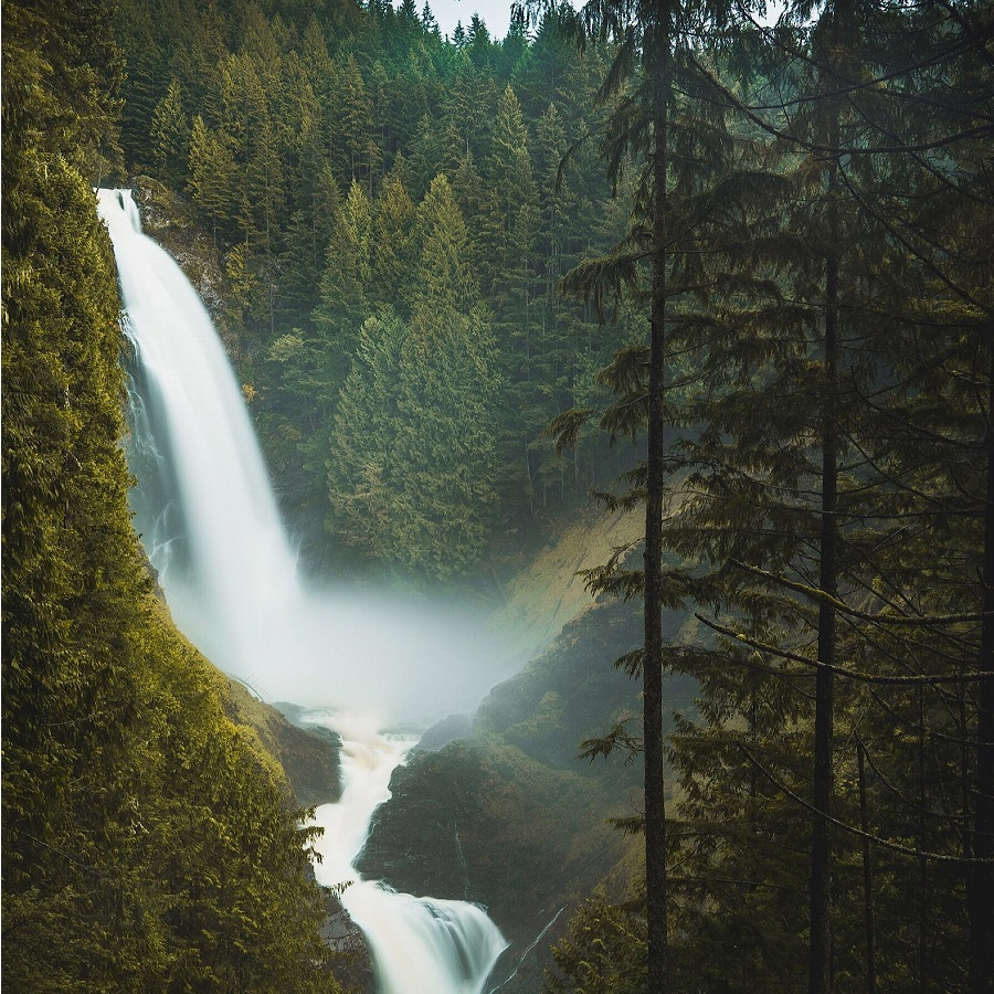 Wallace Falls A Unique Experience in Washington State