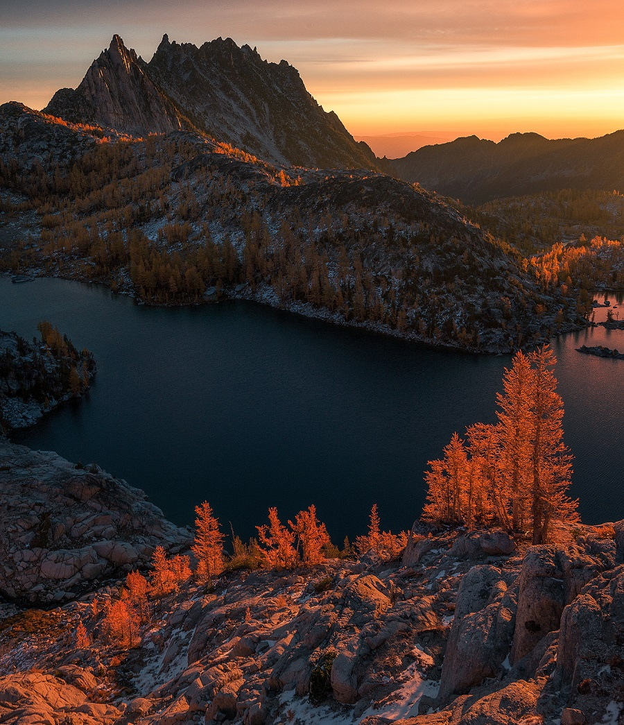The Enchantments A Unique Experience in Washington State