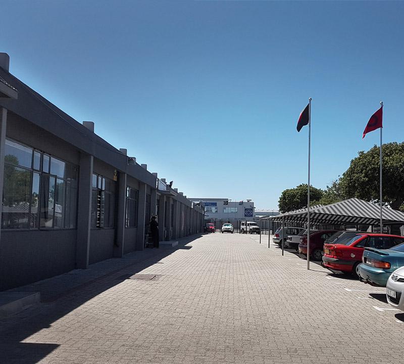 Hewetts Business Park
