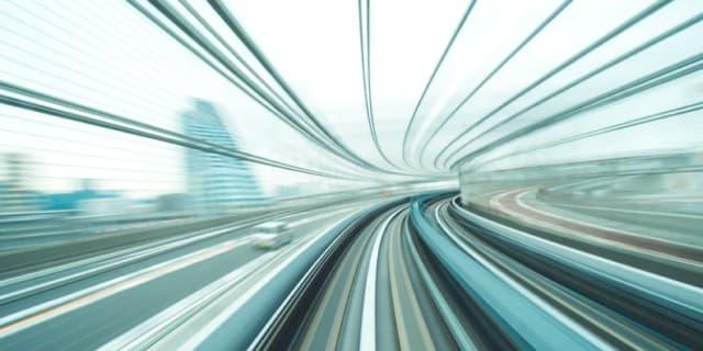 Speedy highway