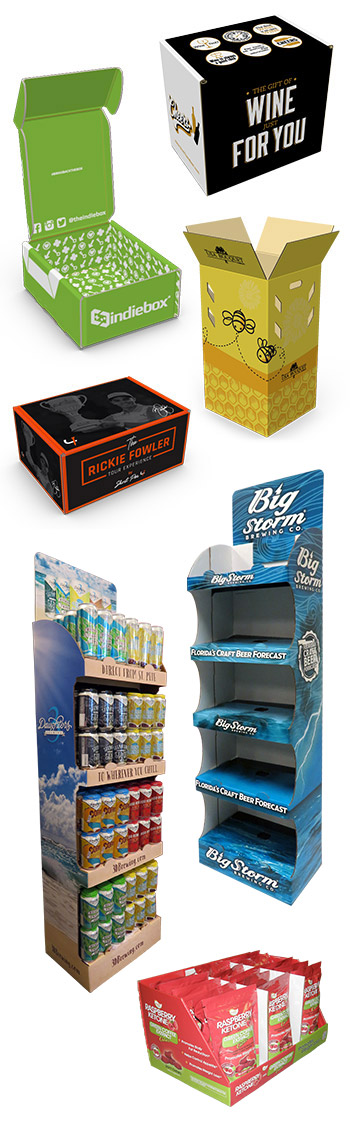 WizBangBox Custom Boxes and Displays