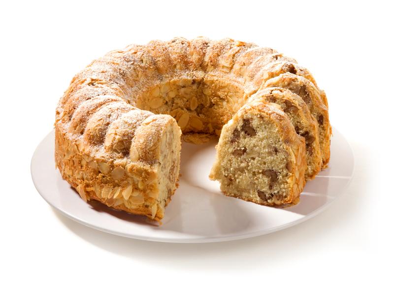 Banane Walnuss Kuchen