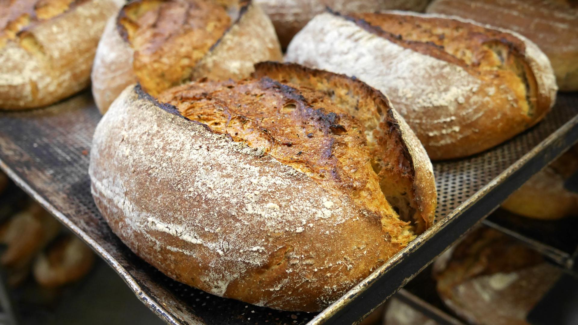 Finnisches Brot