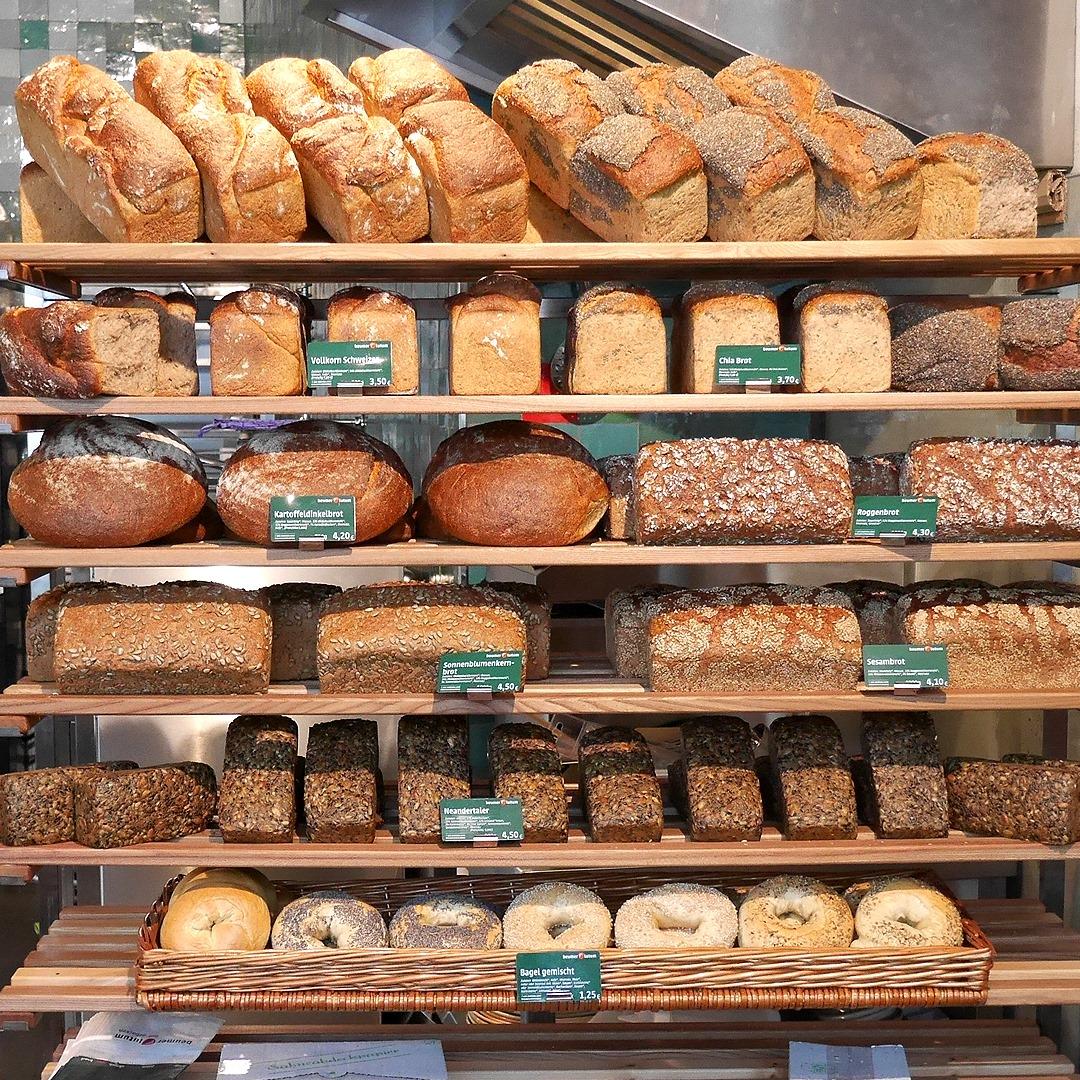 Wir machen soooo tolle Brote