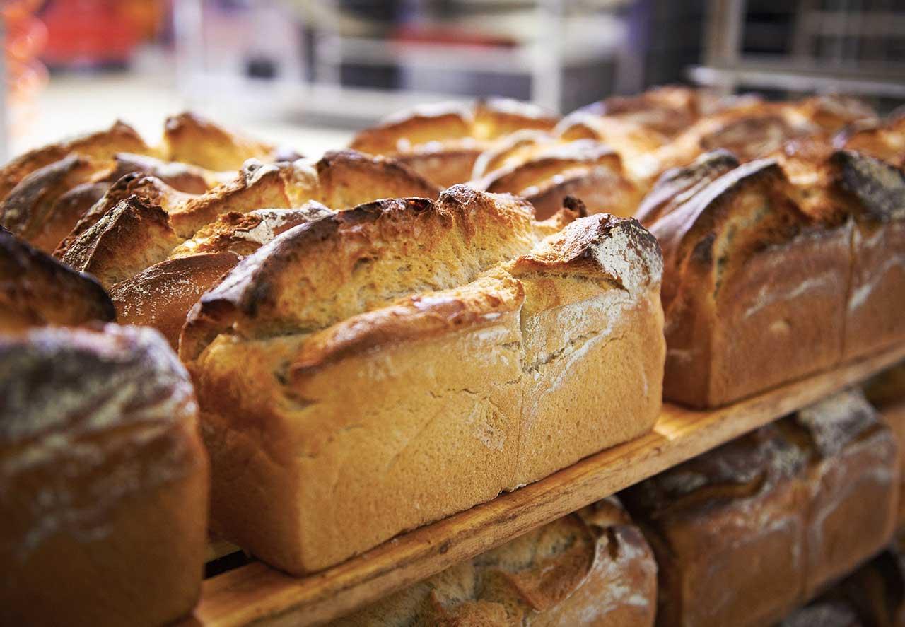 closeup Schweizer Brot