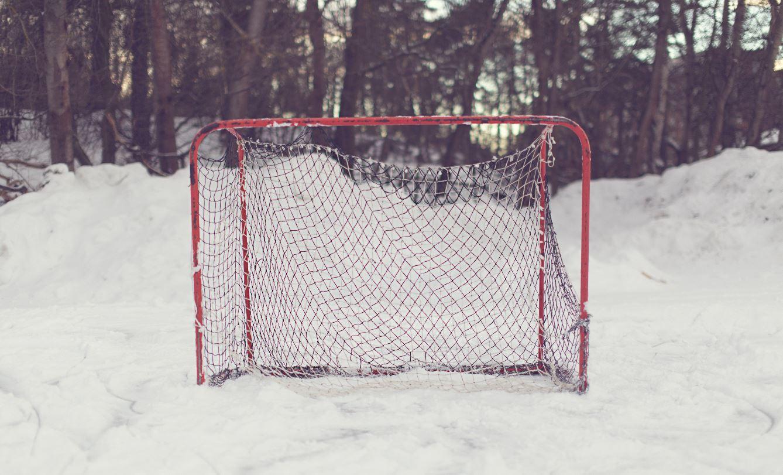 Mål i snø