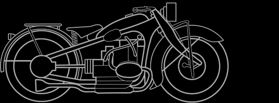 Illustration of BMW R 16