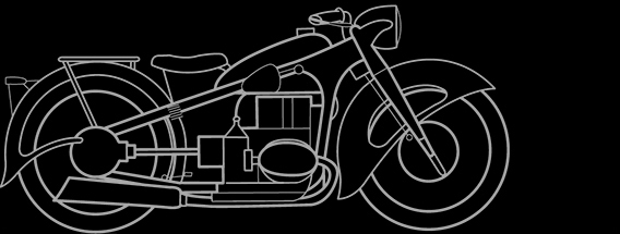 Illustration of a BMW R 17