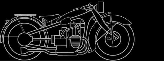 Illustration of a BMW R 11