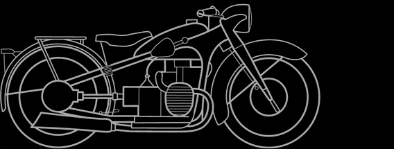 Illustration of a BMW R 12