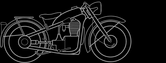 Illustration of a BMW R 35