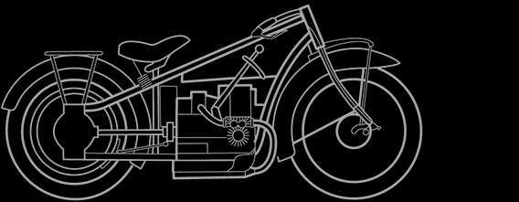 Illustration of a BMW R 32