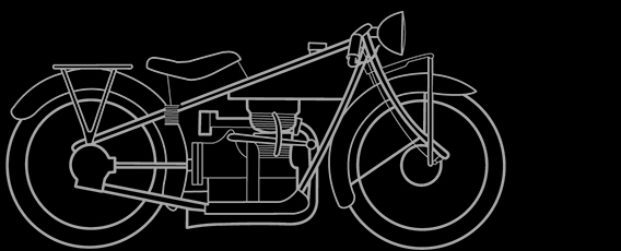 Illustration of a BMW R 39