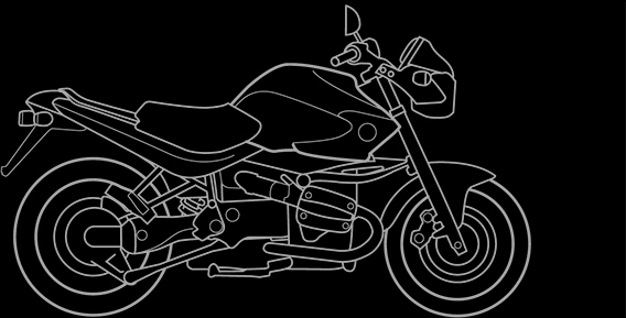 Illustration of a BMW R 1150 R Rockster, R 1150 R Rockster Edition 80
