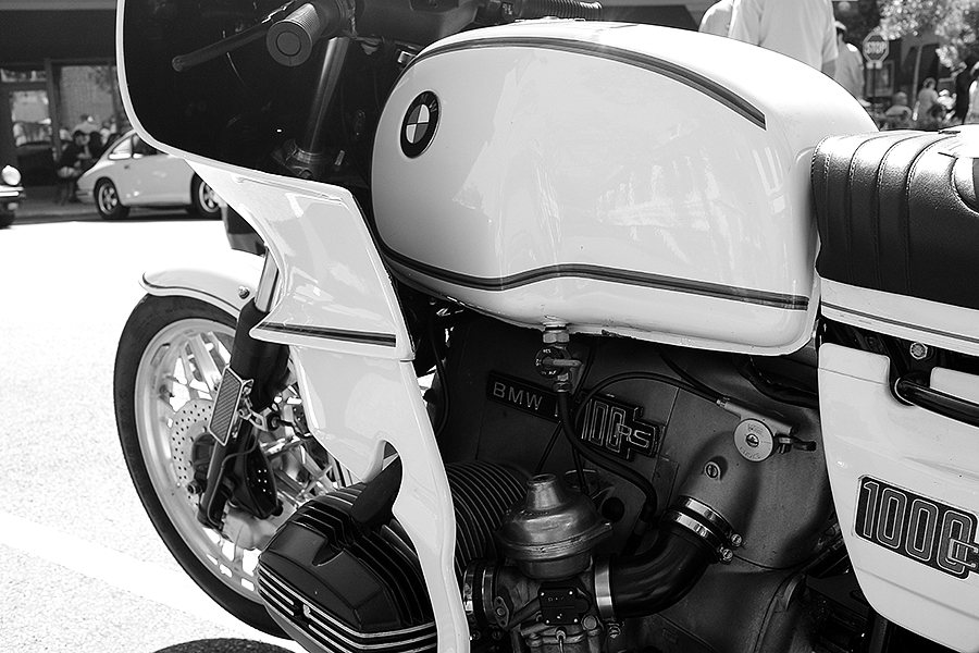 Photo of a BMW R 100 RS