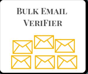 bulk email verifer