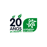 Ecologistas 20 anos Logo