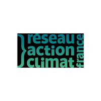 Réseau action climat france  Logo