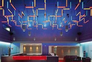 Lichtinstallation Innside Hotel