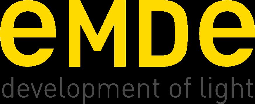 EMDE development of light Logo