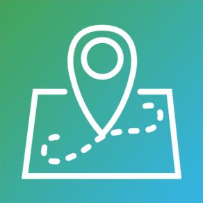 Anzeigen aller Inhalte auf einer Karte