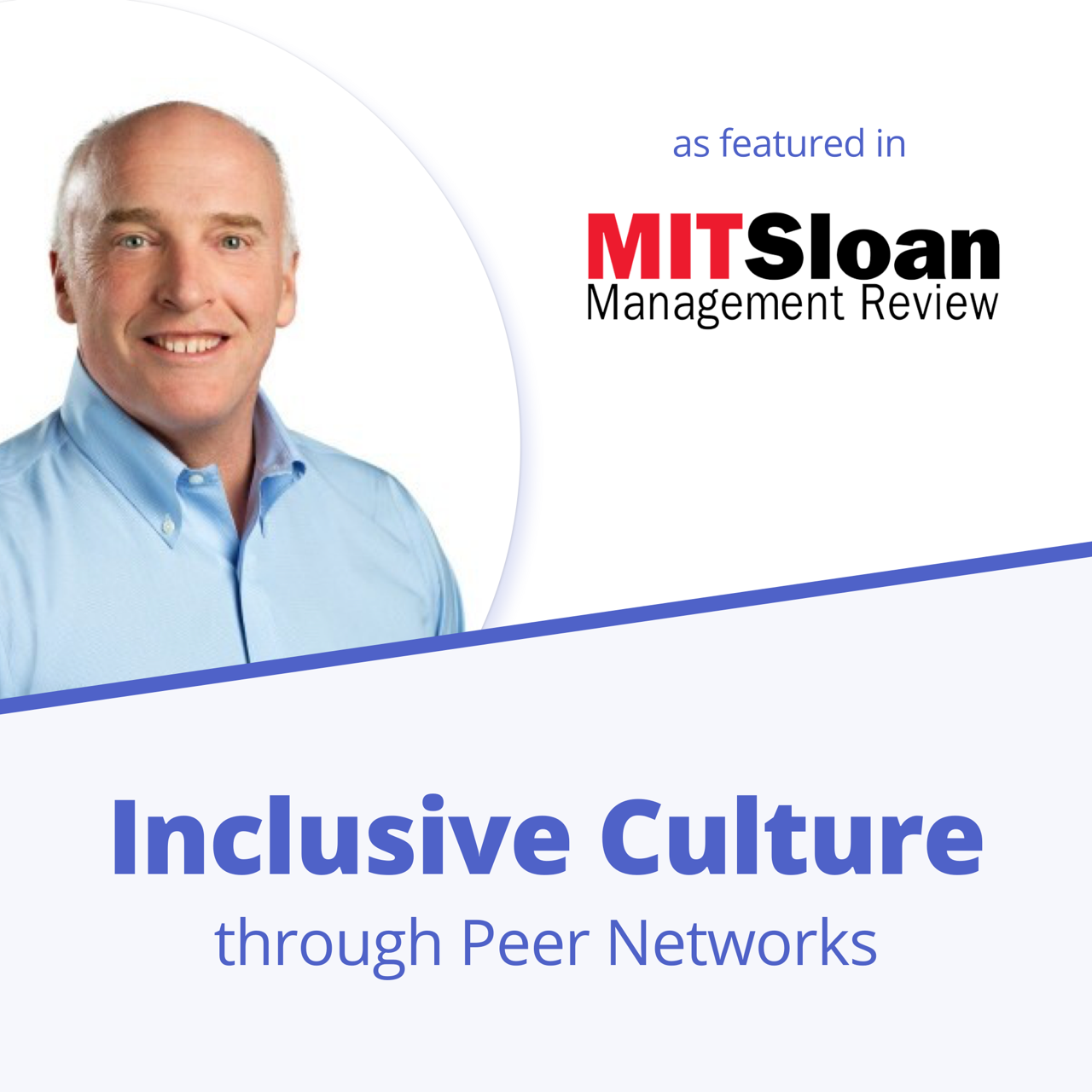 """picture of """"Inclusive culture through peer networks"""""""