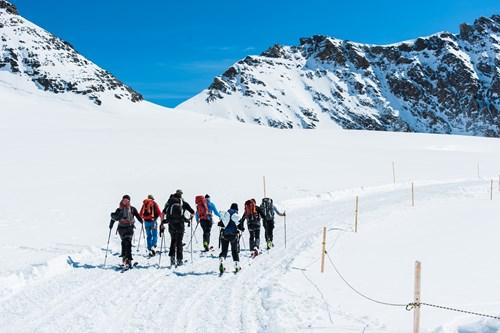 Ski Hike