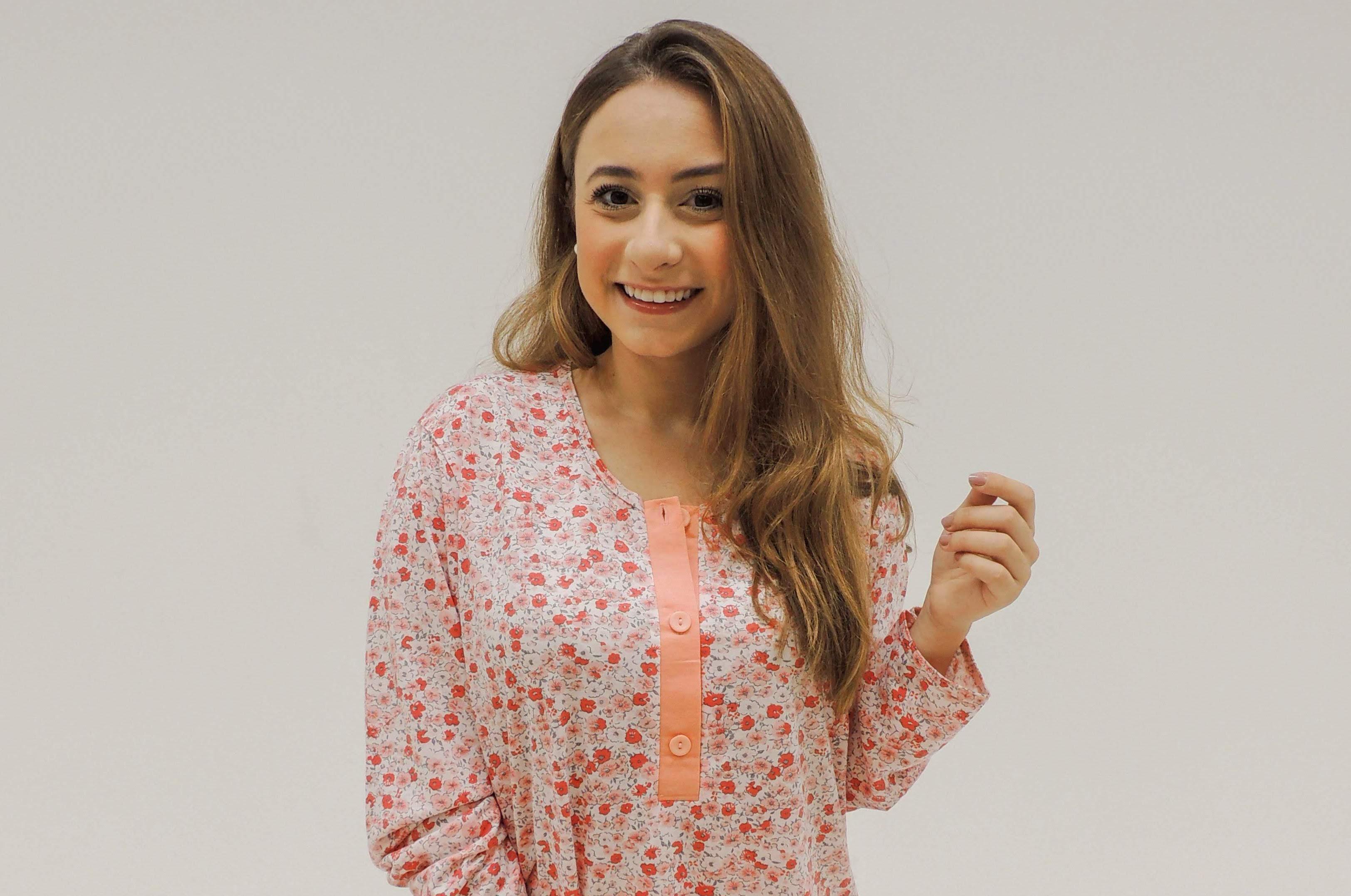 Conheça a história da Bruna, estudante e designer de moda na sua própria confecção