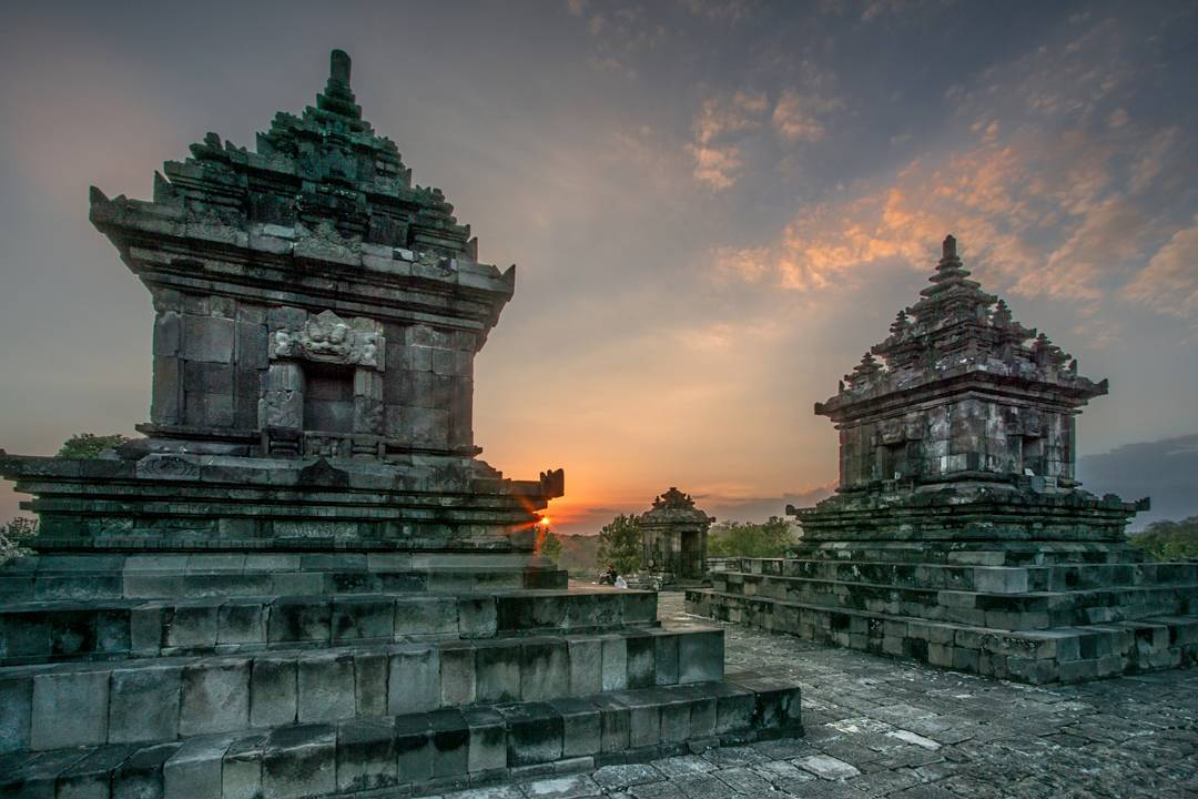 Barong Temple Yogyakarta