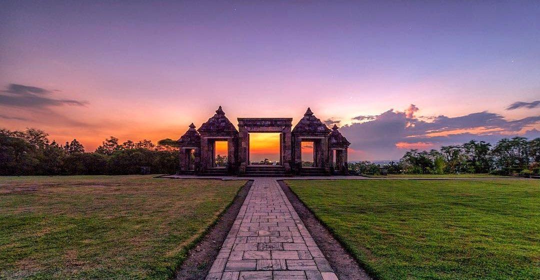 Ratu Boko Temple Yogyakarta