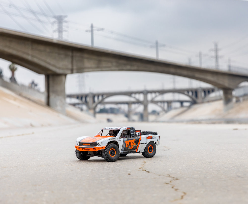 Image of an RC truck